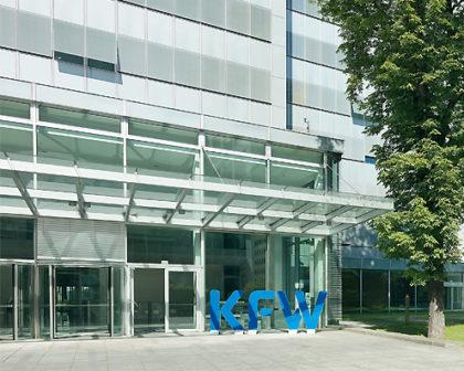 KfW Hauptgebäude